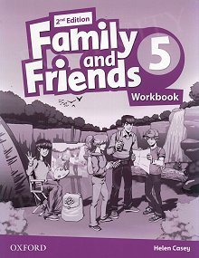 Family and Friends 5 (2nd edition) ćwiczenia