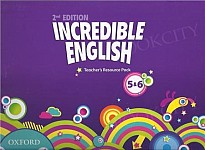 Incredible English 5&6 (2nd edition) Teacher's Resource Pack