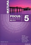 Matura Focus 5 (WIELOLETNI) Student's Book plus MP3 CD