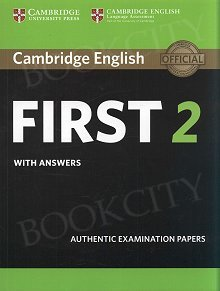Cambridge English First 2 FCE (2016) Student's Book with answers