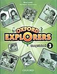 Oxford Explorers 3 (WIELOLETNI 2015) ćwiczenia