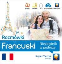 Rozmówki Francuskie. Niezbędnik w podróży Książka + kod dostępu