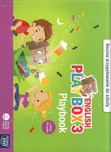 English Play Box 3 Playbook+CD