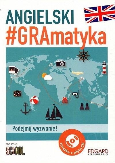 Angielski Gramatyka Książka+CD