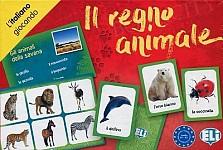 Il regno animale Gra językowa z polską instrukcją i suplementem