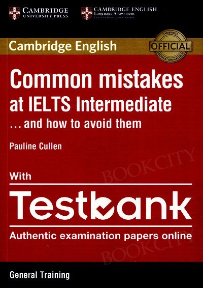 Common Mistakes IELTS Intermediate General training with Testbook