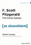 The Great Gatsby Wielki Gatsby (poziom B1/B2) Książka ze słownikiem
