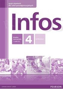 Infos 4 (WIELOLETNI) książka nauczyciela