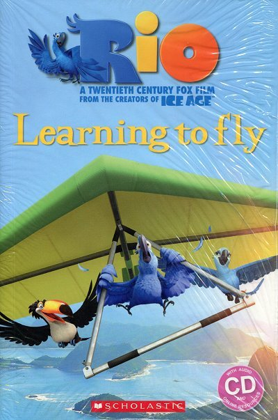 Rio: Learning to Fly (poziom 2) Reader + Audio CD