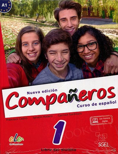 Companeros 1 (nueva edicion) podręcznik