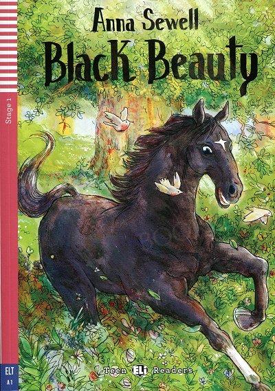 Black Beauty (poziom A1) Książka+CD
