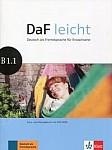 DaF leicht B1 Kurs- und Übungsbuch + DVD B1.1
