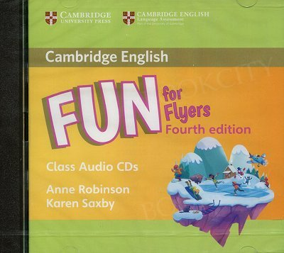 Fun for Flyers (4th edition) Class Audio 2 CD