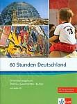 60 Stunden Deutschland. Orientierungskurs Podręcznik z ćwiczeniami + CD