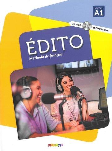 Edito A1 Nowa edycja podręcznik
