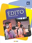 Edito A1 Niveau Podręcznik + DVD-ROM