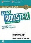 Cambridge English Exam Booster for Key and Key for Schools Book without Answer Key with Audio