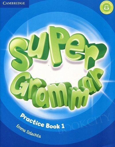 Super Minds 1 Grammar Practice Book