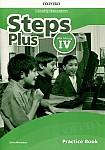 Steps Plus dla klasy IV Materiały ćwiczeniowe z kodem dostępu do Online Practice