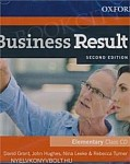 Business Result 2nd edition Elementary Class Audio CD