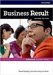 Business Result 2nd edition Advanced książka nauczyciela