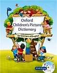 Oxford Children's Picture Dictionary for learners of English Książka + CD