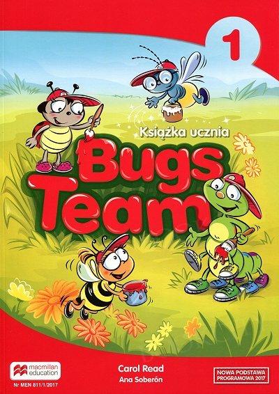 Bugs Team 1 podręcznik