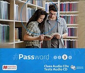 Password 3 Class CD