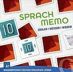 Sprachmemo Deutsch. Zählen/Messen/Wiegen