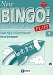 New Bingo! 1 Plus. Reforma 2017 Materiały ćwiczeniowe z płytą CD