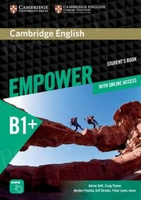 Empower Intermediate Student's book with online access