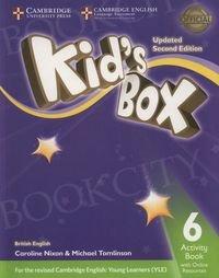 Kid's Box 6 (Updated 2nd Ed) ćwiczenia