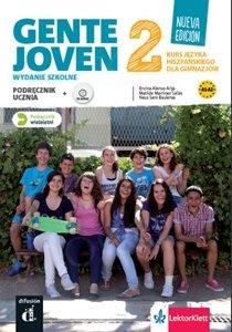 Gente Joven 2 Nueva Edición podręcznik