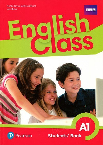 English Class A1 Podręcznik z kodem do eDesk