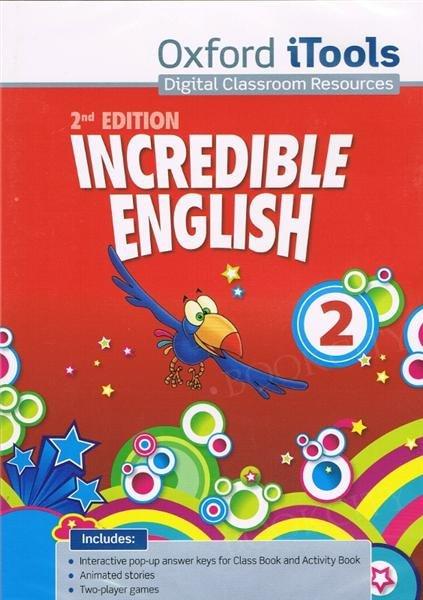 Incredible English 2 (2nd edition) iTools