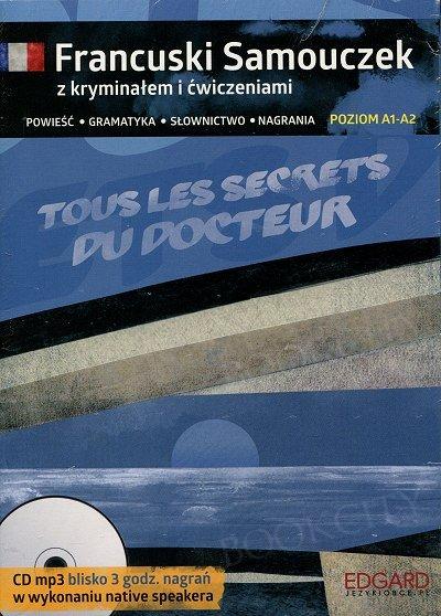 Tous les secrets du docteur Książka + CD mp3
