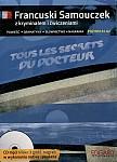 Francuski Samouczek z kryminałem i ćwicz Tous les secrets du docteur Książka+CDmp3