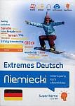 Extremes Deutsch Niemiecki Intensywny Kurs Słownictwa - poziom podstawowy A1-A2 i średni B1-B2 Książka + kod dostępu