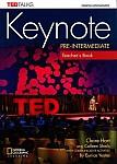 Keynote A2 Pre-Intermediate książka nauczyciela