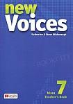 New Voices klasa 7 (Reforma 2017) książka nauczyciela
