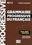 Grammaire Progressive du Français Perfect B2-C2 Podręcznik