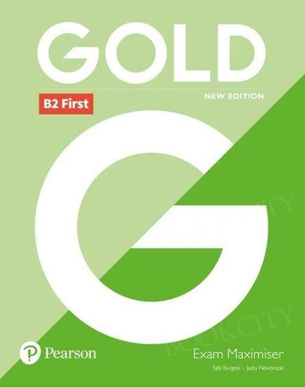 GOLD B2 First New Edition Exam Maximiser no key