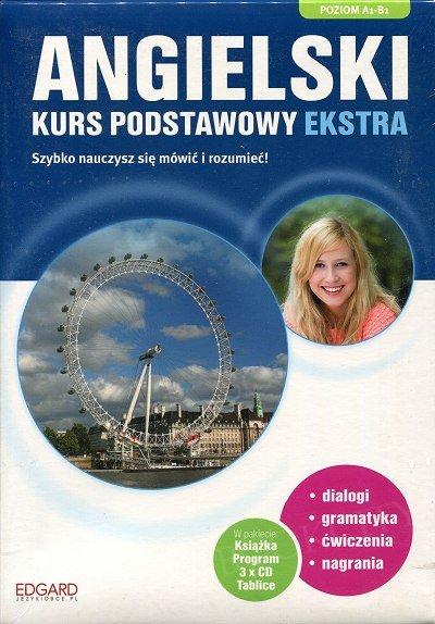Angielski Kurs podstawowy Extra