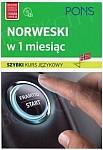 PONS Szybki kurs językowy Norweski w 1 miesiąc z płytą CD