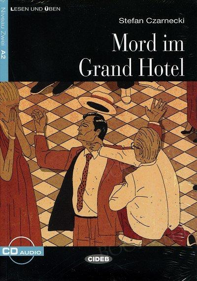 Mord im Grand Hotel Buch + CD