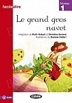 Le grand gros navet książka+ audio online
