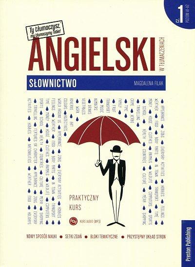 Angielski w tłumaczeniach. Słownictwo 1 Książka+CD (mp3)