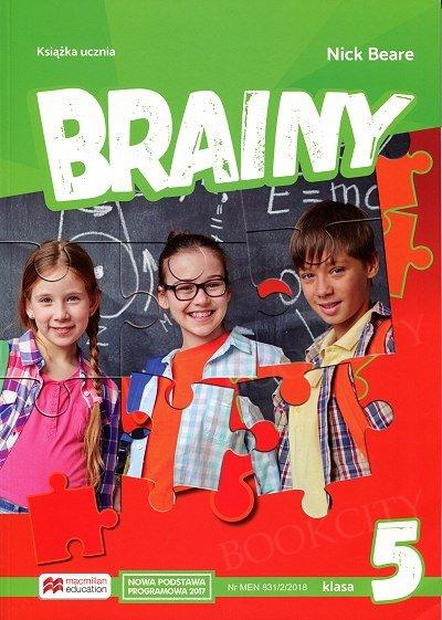 Brainy klasa 5 podręcznik