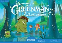 Greenman and the Magic Forest Starter Big Book