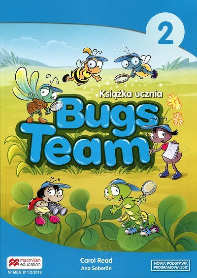 Bugs Team 2 podręcznik